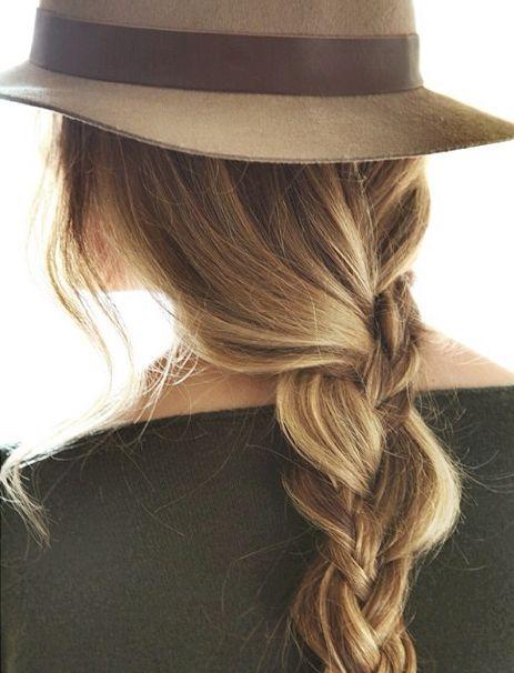 #hair #hat #thestylemansion