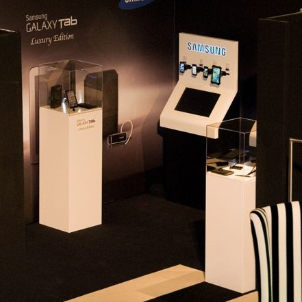 Via Quince een mooie presentatie voor Samsung