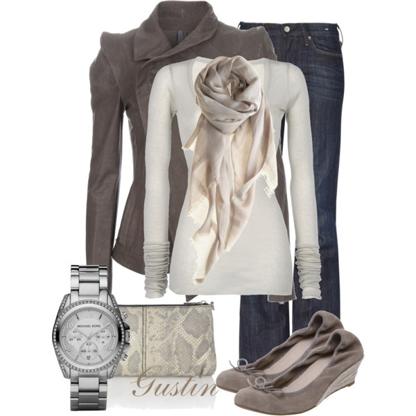 low wedge, created by gustinz.polyvore.com