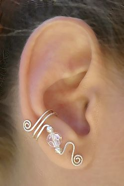 Love these ear wraps!  Now just to find them here in Jo'burg...
