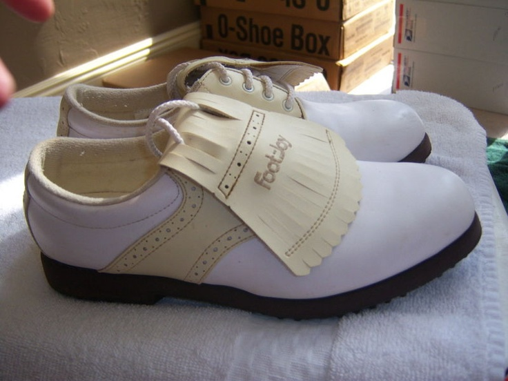 Footjoy traditional golf shoes