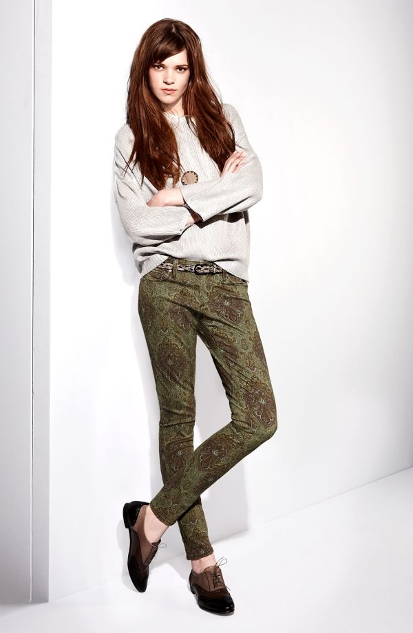 Paige Jeans, Bellatrix Tunic & Remain Sweater by tonia