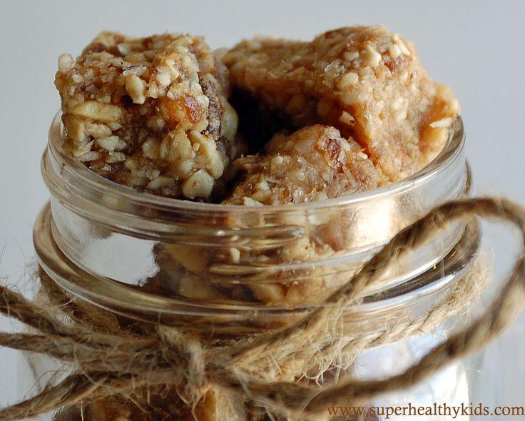 Homemade larabars #healthyandportable #kidssnacks #snackfood