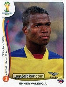 Enner Valencia - Colombia