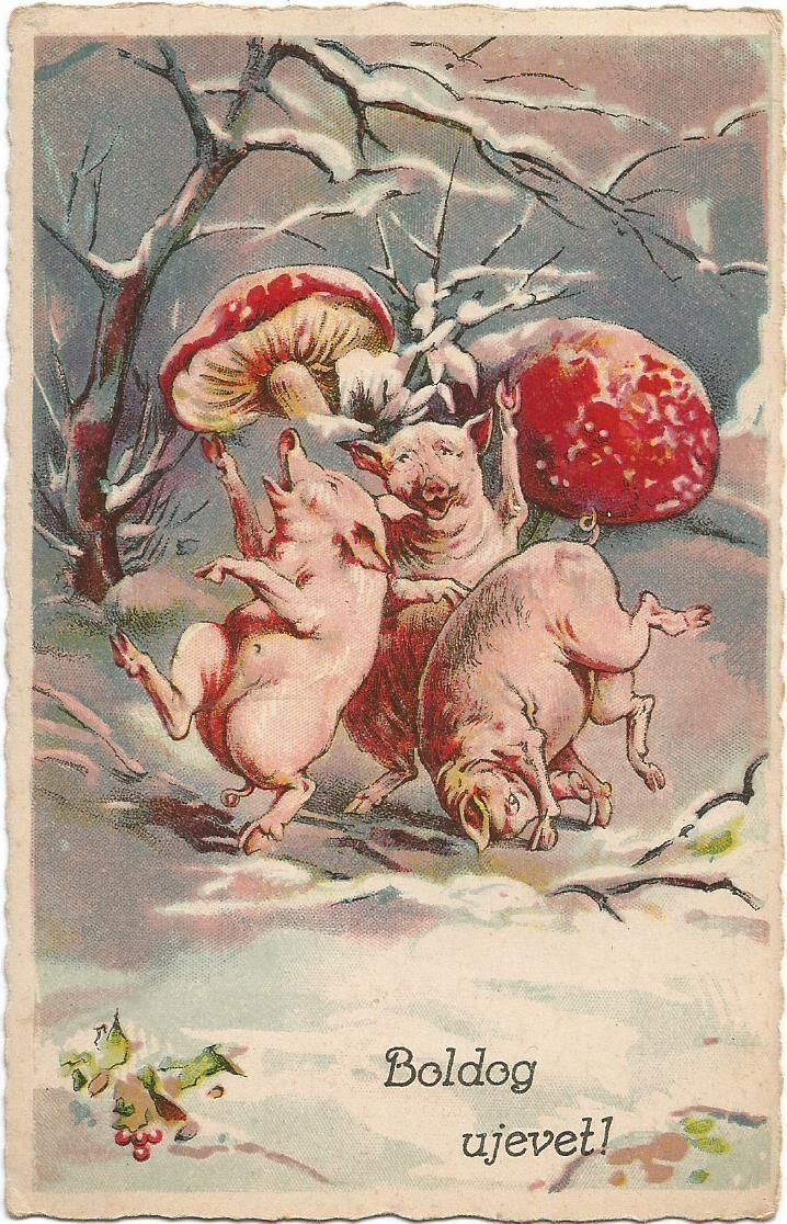 in Collectibles, Postcards, Holidays