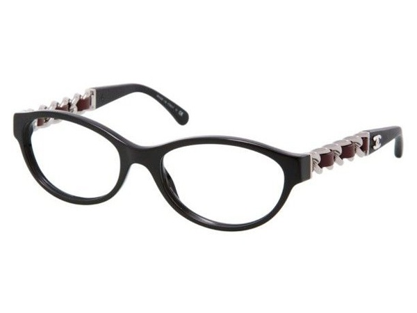 CHANEL Eyeglasses 2012, mine only mine have white leather on the sides. So excited to get them!