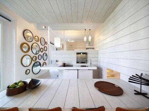 Skvělý způsob, jak vyřešit malý byt