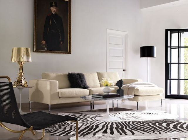 Living Room Design By Photographer Elad Gonen U0026 Zeev Beech. Eclectic Living  Room Design By Other Metros Interior Designer Julianne Kelly. Contemporary  ...