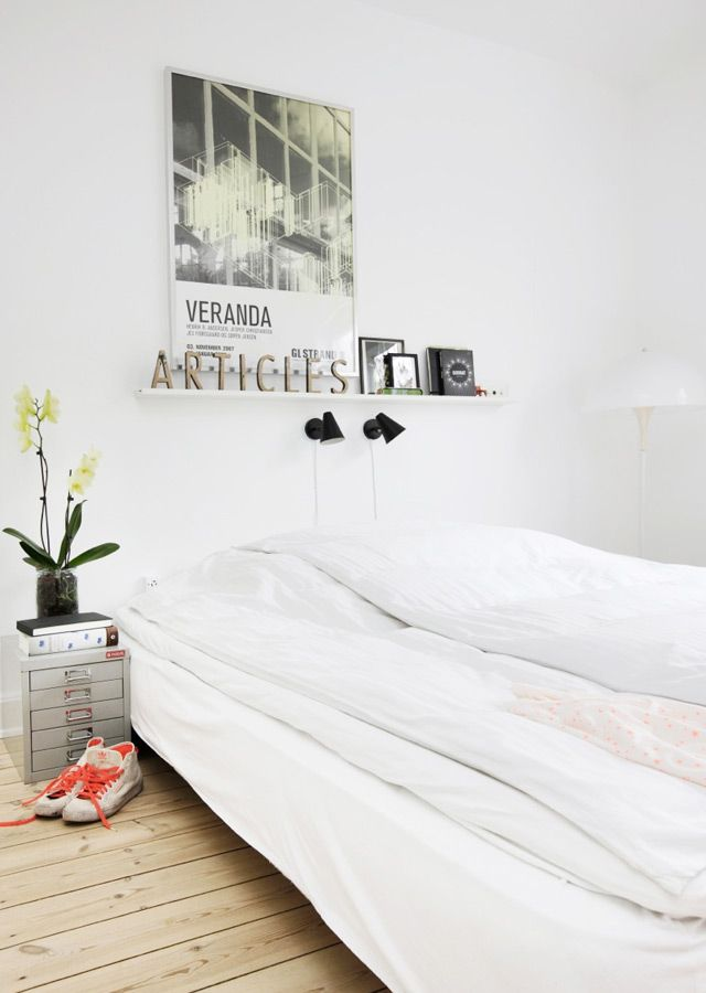 chambre-scandinave: Interior Design, Ideas, Bedroom Decor, Above Bed, Dream, Bedrooms, Anne Louise
