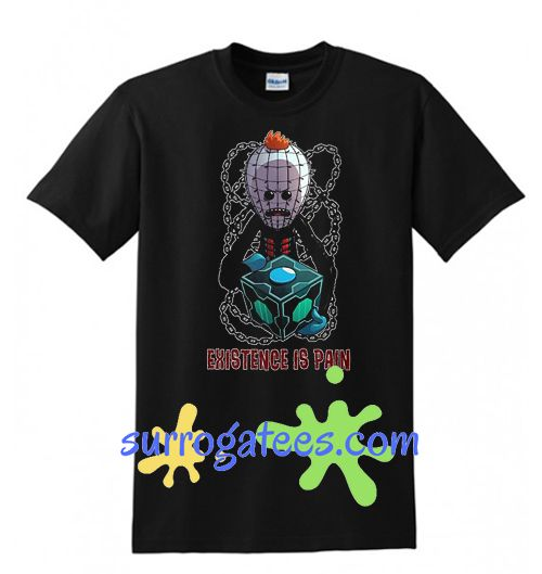Mr. Meeseeks 'Existance Is Pain' T shirt, All Sizes