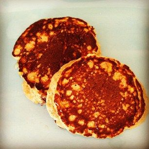 Just the recipe I was looking for! Banana, egg, oats, and PB2 pancake! Add vanilla extract, blueberries, chocolate chips----whatever!