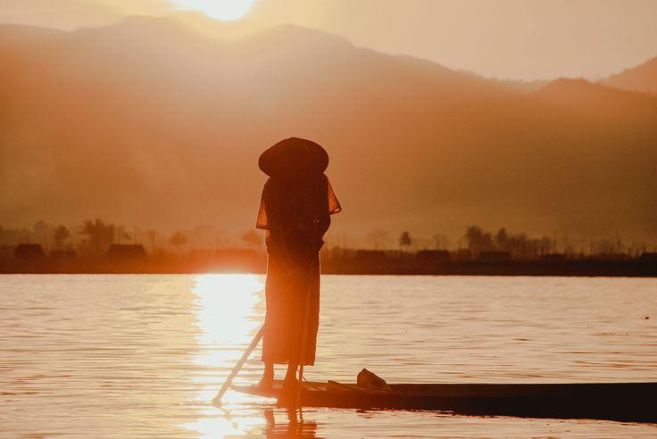 Al eens gedacht aan Myanmar voor je huwelijksreis? Foto: Nicole Kolkman Photography