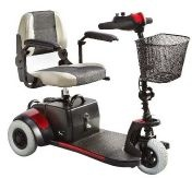 Product Name: Mini Coupe 3 Wheel Scooter    Price: $835.00   Free Shipping!