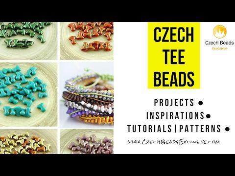 It`s Always Tee Time! | CzechBeadsExclusive