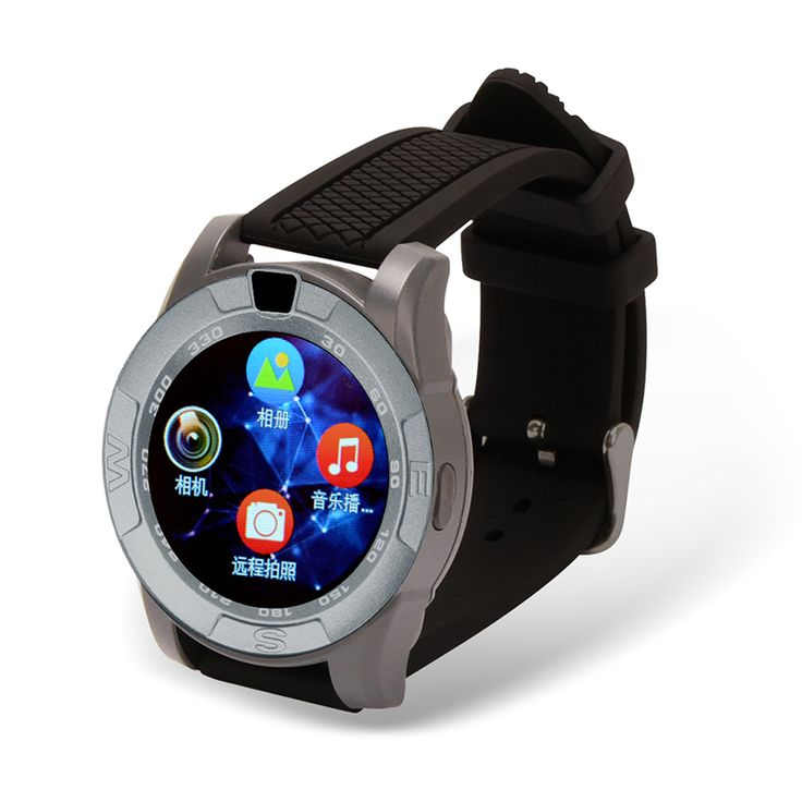 Smart Watch KD01 For Android  Apple Phone Support SIM/TF Pedometer GPRS Wearable  Fport Wristwatch Clock PK Gt08 Gv18 U8