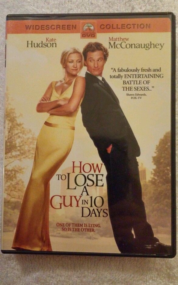 how to lose a guy in 10 days similar movies