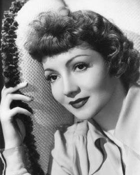 Claudette Colbert - Hollywood Star Walk - Los Angeles Times