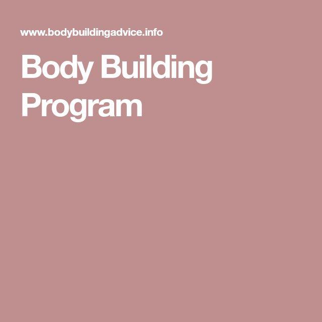 Body Building Program #benchpressweighttraining #howtobeabodybuilder #bodybuildingtips