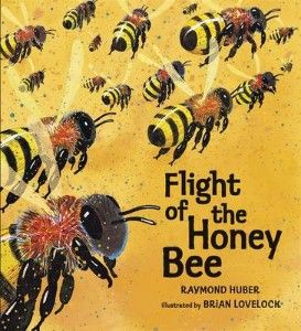 A sweet and educational story of a bee in search of honey