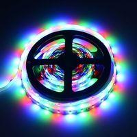 wfleds LED-Streifen Licht smd 3528 rgb led strip 60leds/m 5m led roll tiras de led 12V dc led strip 3528 for home decoration