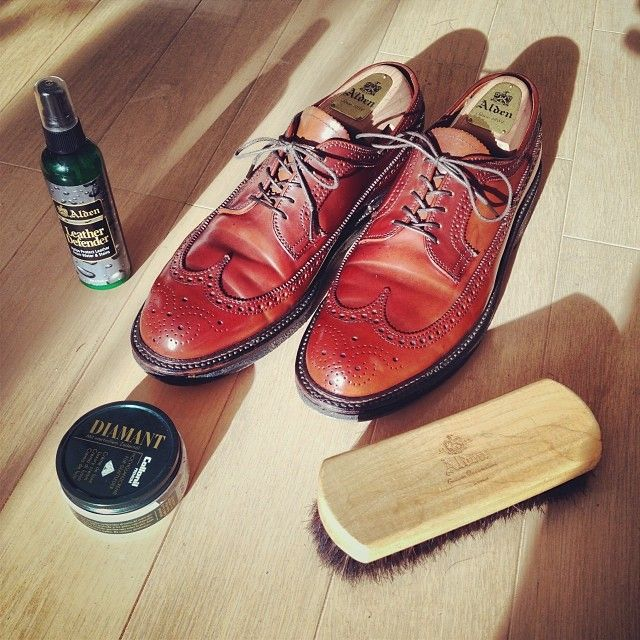 how to clean dress shoes without polish