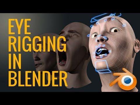 (14) Rigging Eye in Blender ✅ - YouTube