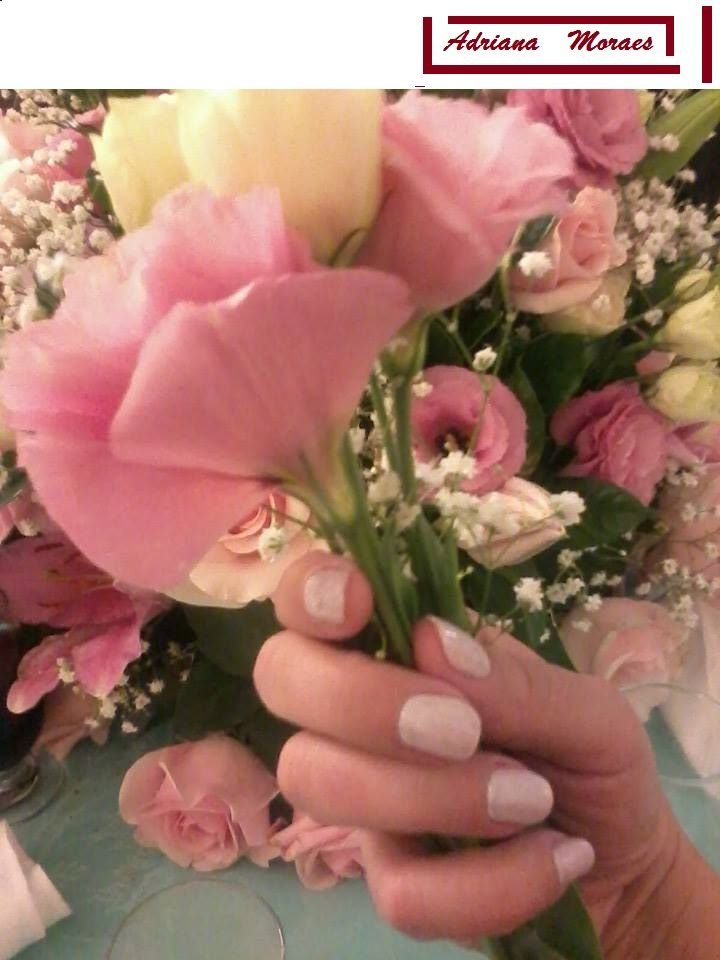 Flowers in my hand