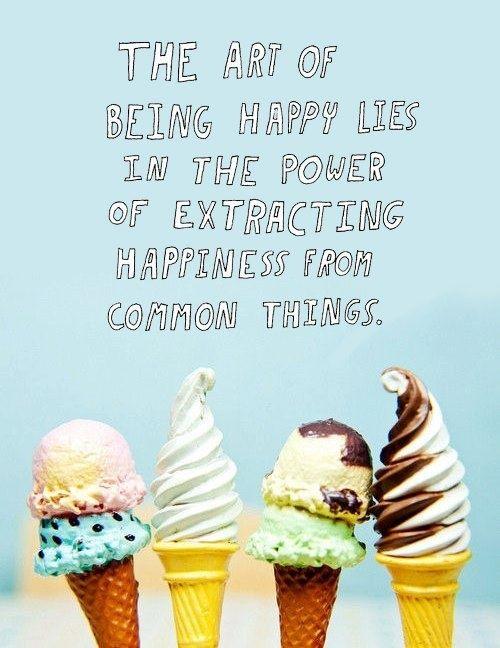 Quotes About Ice Cream And Winter