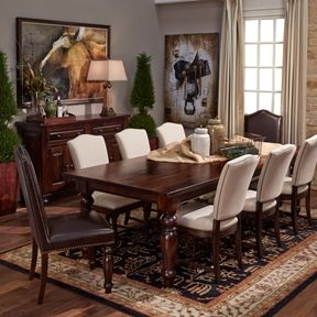 255 best images about Gathering Tables on Pinterest | Dining sets ...