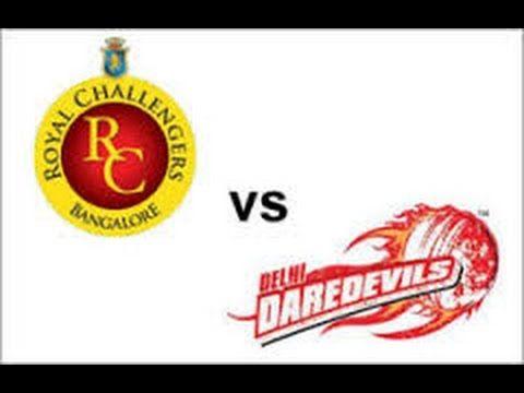 DD vs RCB IPL 2015 Live Streaming - Bangalore Vs Delhi Full IPL Match Hi...