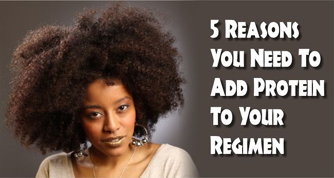 Get Educated: 5 Reasons You Need to Add Protein to Your Hair Regimen This Winter