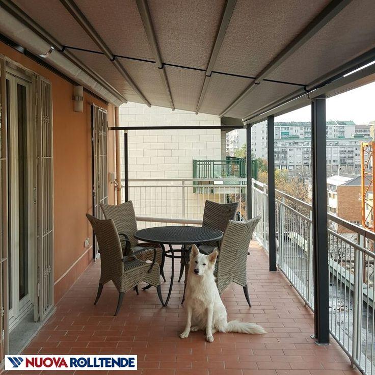 Come impermeabilizzare il tuo balcone con la Pergola Mod