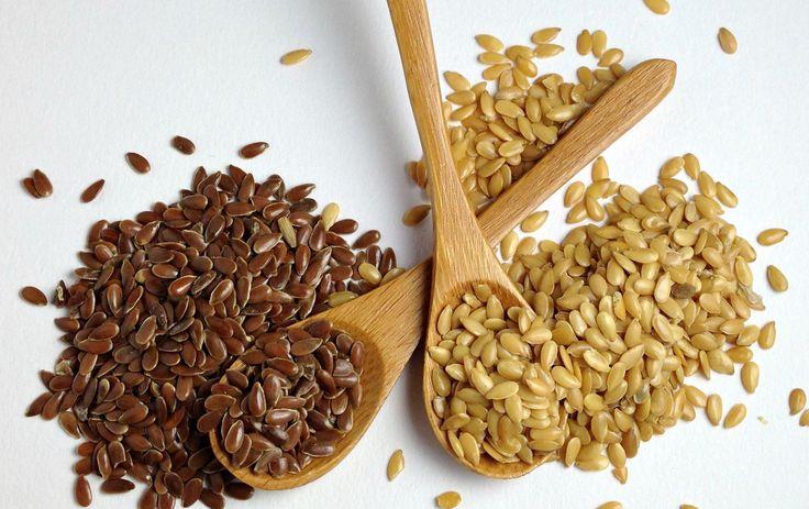 🔹Семена льна для похудения!🔹  🔹Отвар семян льна применяемый в народной медицине образует на стенках желудка слизистую пленку препятствующую попаданию жиров в организм, а семена льна увеличиваясь в объеме и впитывая влагу снижают чувство голода. Позволяя сбросить лишний вес семя льна очищает от шлаков, повышает иммунитет, снижает риск онкологии.  Добавляя семя льна к еде без особого труда избавитесь от пары лишних килограммов, достаточно 2 ст.ложек семян льна в день и никакая диета не…