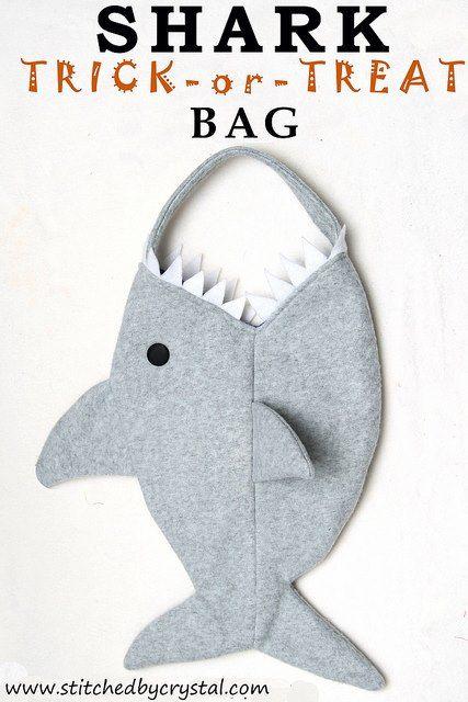 這個鯊魚手提袋未免太有趣了~~
