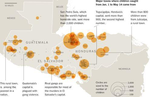 U.S. Considering Refugee Status for Hondurans - NYTimes.com