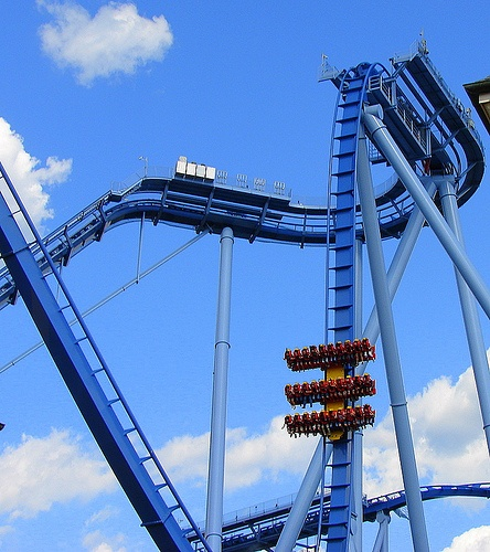 Busch gardens colonial williamsburg jamestown and yorktown - Roller coasters at busch gardens ...