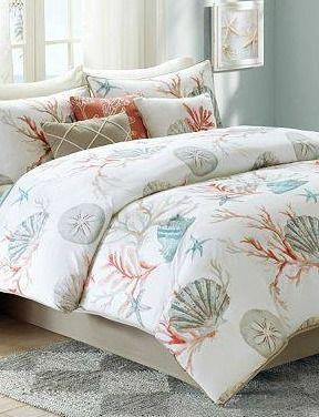 coastal bedding at kohls