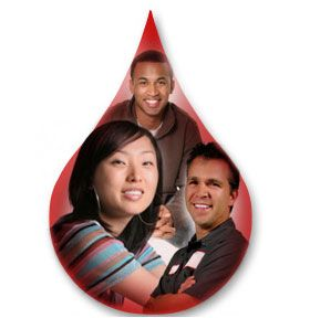 Canadian Blood Services in Canada. Donations of blood or platelets are always needed!