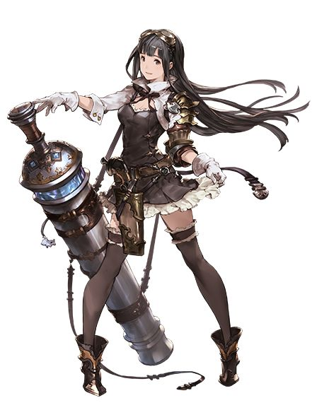 Anime Fantasy Character Design : Granblue fantasy character art references