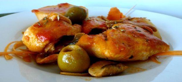 5 recetas de pollo diferentes