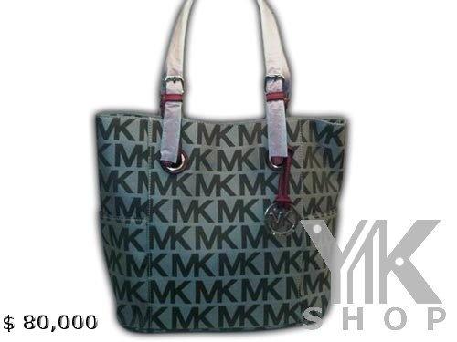 Tula MK Beige – Negro  $80,000 ENTREGA INMEDIATA!! Por compras superiores a $50,000, el envío es totalmente GRATIS !!
