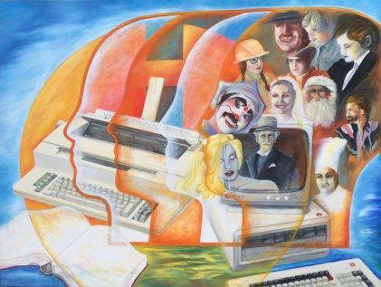 Art Auction - Creative People