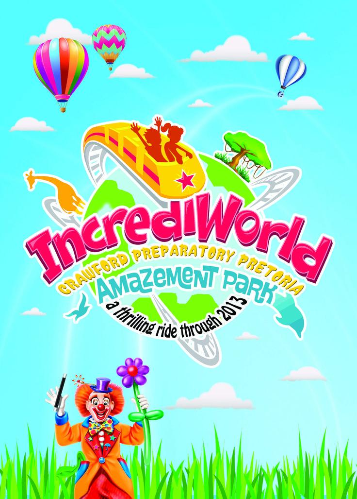 Front Cover - Amusement Park Theme