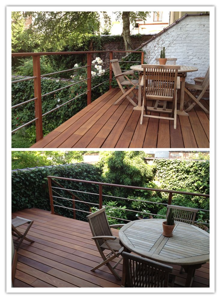 Terrasse Bois Exotique on Pinterest  Lame Terrasse, Lame De Terrasse