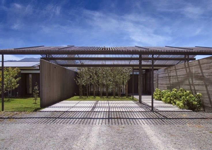 landscape design and decor