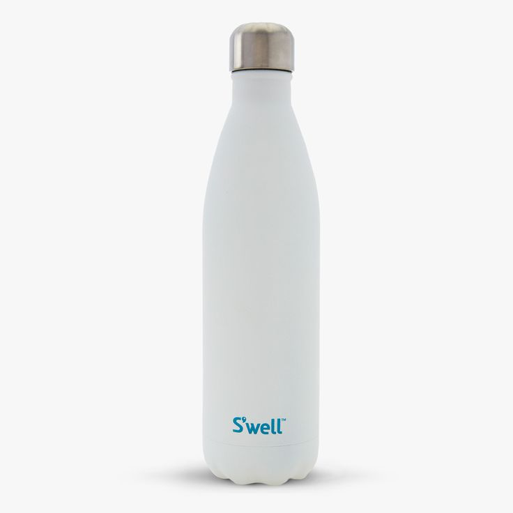 Keeps water cold for 24 hours and hot for 12 hours. Size: 25oz Type: Stone Collection Color: Moonstone. bottles/stone/