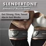 "$109.73. SLENDERTONE FLEX PRO ABDOMINAL MUSCLE TONING SYSTEM (Unisex). Intensity levels 0-99. Medical grade GelPads for max results, Automatically advances you through programs 1-7  25-40 min workouts with program progression. Belt fits waist 24""-47"". Inc: Belt - fits waist sizes 24""-47"", FLEX Pro Unit, 11"" Belt Extender, 2 sets GelPads, 3 AAA Batteries, 2 Year Ltd Warranty (excludes Belt, Batteries & GelPads, Travel Pouch, Slendertone FLEX Pro Manual). 7 progressive toning programs"