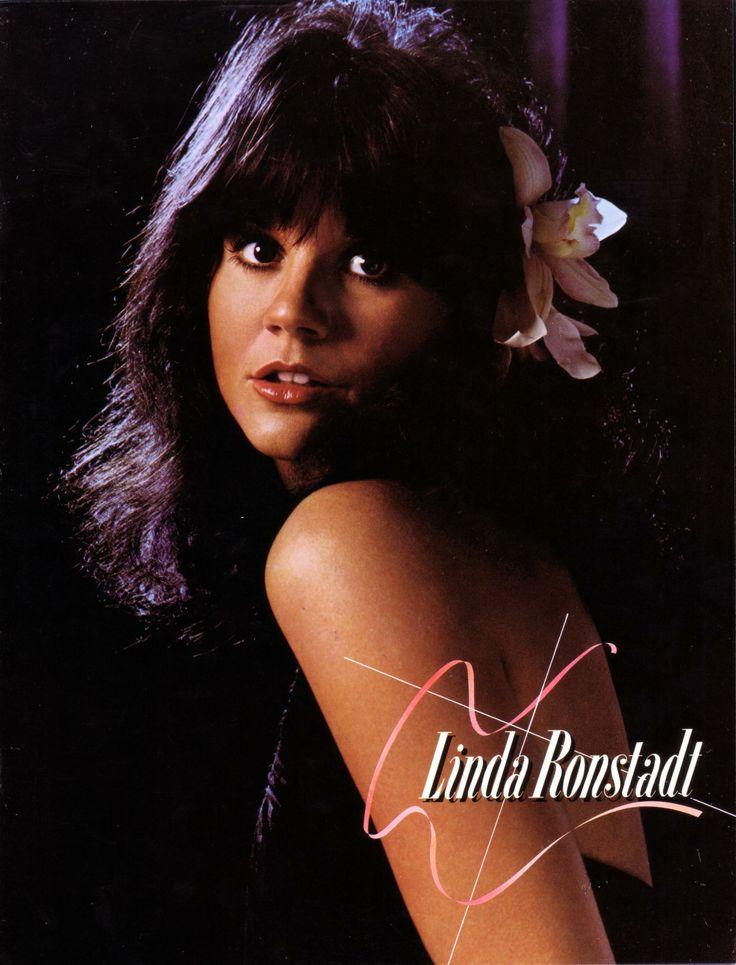 Linda Ronstadt (then)