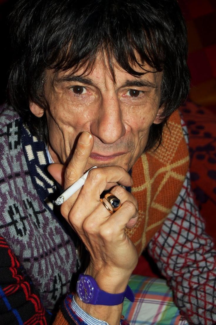 Ronnie Wood.: Ronnie Wood, Rolls Stones, Rolling Stones, Woods, Wood Rolls