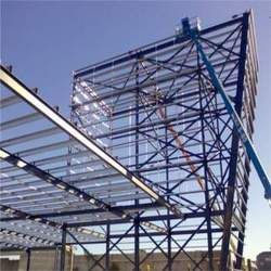 We are Steel Structure Design consultants and provide design services for Industrial projects. However, Steel structures are totally different from RCC structures but as per the specific project requirements a combination of Steel and RCC is used for industrial structures.